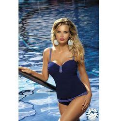 Self kostium kąpielowy v2, kolor: navy, materiał: poliester/lycra, rozmiar stroju treningowego: d46