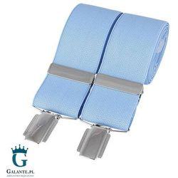 Szelki do spodni Niebieskie BR-003, BR-003