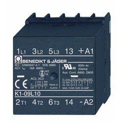 4 polowy / 4kW / 9A / 100V AC / 4Z / do PCB K1-09L00-40 100
