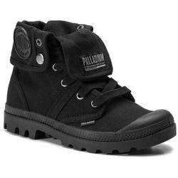 Trapery PALLADIUM - Pallabrouse Baggy 92478-001-M Black/Black