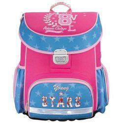 Hama tornister / plecak szkolny dla dzieci / Young & Stars - Young & Stars