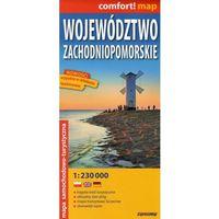 Przewodniki turystyczne, Comfor!map Województwo Zachodniopomorskie