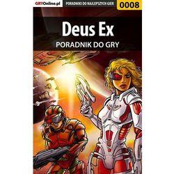 Deus Ex - Michał Natkowski «Humanghost» - ebook