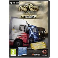 Gry PC, Euro Truck Simulator 2 (PC)