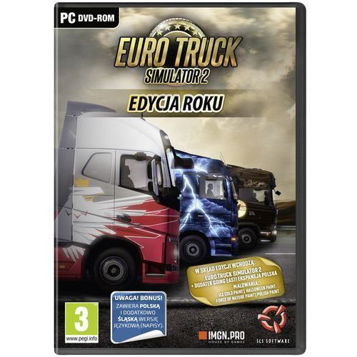 Gry na PC, Euro Truck Simulator 2 (PC)