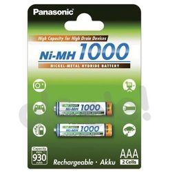 Panasonic BK-4HGAE/2BE AAA 1000mAh (2szt)