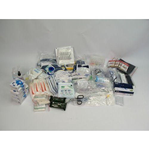 Zestawy ratowicze, Wyposażenie torby PSP R1 (wersja 032018-1)