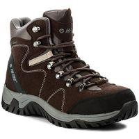 Trekking, Trekkingi HI-TEC - Salado Mid Wp AVSAW17-HT-01 Brown/Black/Dark Grey