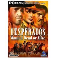Gry PC, Desperados 1 Wanted Dead or Alive (PC)