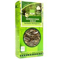 Herbaty ziołowe, Dary Natury Serdecznik ziele herbatka ekologiczna 100% 50g