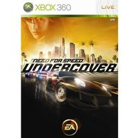 Gry na Xbox 360, Need for Speed Undercover (Xbox 360)