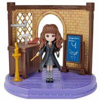 Figurki i postacie, Spin Master Harry Potter Magiczna klasa z figurką Hermiony
