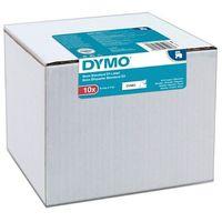 Taśmy barwiące, Taśma DYMO D1 - 9 mm x 7 m, czarny / biały, 2093096 - S0720680 / 40913 (10 szt) Dystrybutor DYMO! Punkt odbioru Warszawa-Włochy