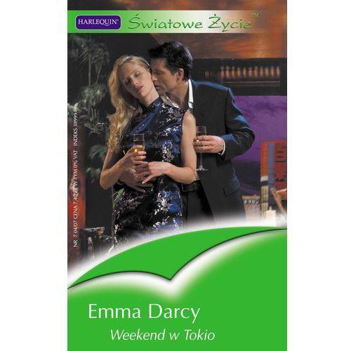 E-booki, Weekend w Tokio - Emma Darcy