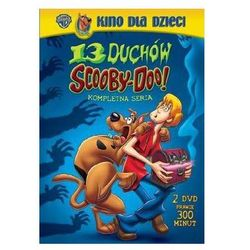 SCOOBY-DOO: 13 DUCHÓW (2D) GALAPAGOS Films 7321909042865