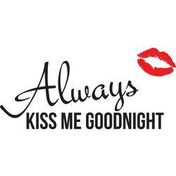 Naklejka Kiss