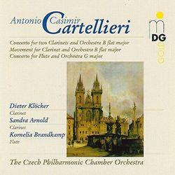 A.C. Cartellieri - Wind Concertos Vol.2