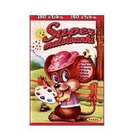Książki dla dzieci, Super malowanki - Wysyłka od 3,99 - porównuj ceny z wysyłką (opr. broszurowa)