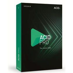 ACID Pro 9 (Upgrade z wcześniejszych wersji) - ESD - Certyfikaty Rzetelna Firma i Adobe Gold Reseller
