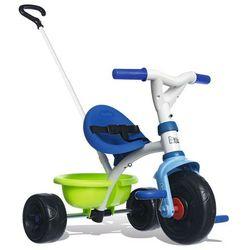 Rowerek trójkołowy SMOBY BE MOVE CITY /niebieski/