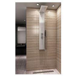 9750 Panel prysznicowy, biały