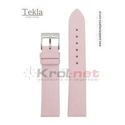 Pasek do zegarka TK126ROZ/20 - gładki, różowy