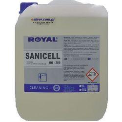 Środek do usuwania zapachu z kratek ściekowych Sanicell 10 l Preparat do zwalczania brzydkiego zapachu z kratek ściekowych