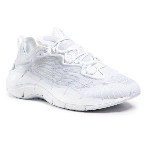 Męskie obuwie sportowe, Buty Reebok - Zig Kinetica II FX9341 White/Pugry3/Eneglw