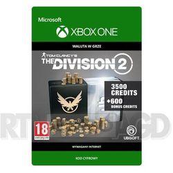 Tom Clancy's The Division 2 - Pakiet 4100 Kredytów [kod aktywacyjny] Xbox One