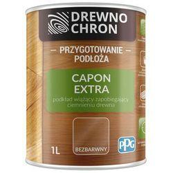 Lakier podkładowy Drewnochron Capon Extra bezbarwny 1 l