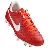 Piłka nożna, DZIECIĘCE KORKI NIKE TIEMPO NATURAL IV LTR FG 509081 618