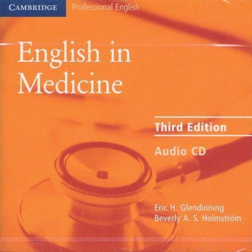 Książki do nauki języka, English in Medicine. CD do Podręcznika