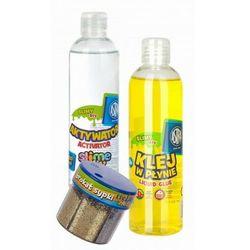 Zestaw Astra do zrobienia slime, żółty (334120017)
