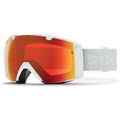 gogle snowboardowe SMITH - I/O White Vapor Chromapop Everyday Red Mirror (99MP)