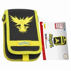 Etui na konsolę New Nintendo 3DS XL Pokemon Go Yellow