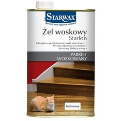 Żel woskowy Starwax Starlon parkiet woskowany 1 l