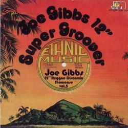"Gibbs, Joe - Joe Gibbs 12"" Reggae Discomix Showcase Vol.5"