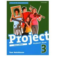 Książki do nauki języka, Project 3 Student's Book - Hutchinson Tom (opr. miękka)