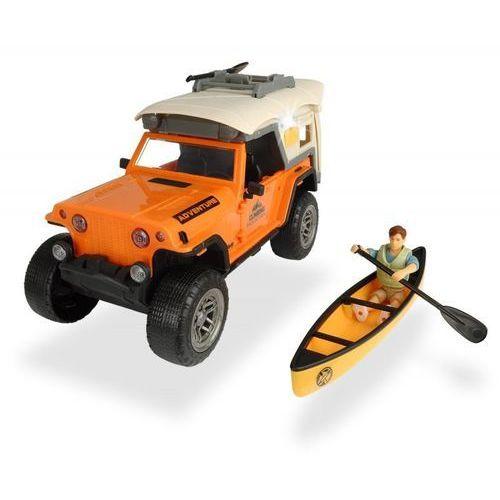 Pozostałe samochody i pojazdy dla dzieci, Dickie Pojazd Play Life Prawdziwy camping
