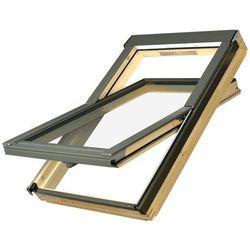 Okno dachowe obrotowe superoszczędne FTP-V U5 trzyszybowe - 78x118