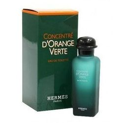 Hermes Concentré D´Orange Verte 100ml U Woda toaletowa Tester