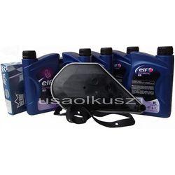 Filtr oraz olej ELF G3 automatycznej skrzyni Oldsmobile Silhouette 3,1