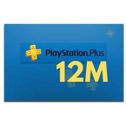 PlayStation Plus 12 miesięcy