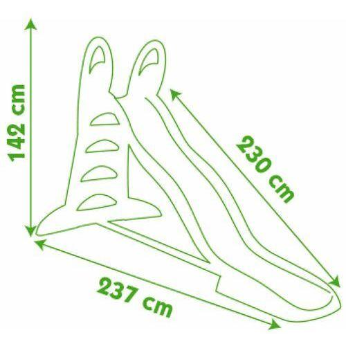 Zjeżdżalnie, Zjeżdżalnia SMOBY XL 230 cm