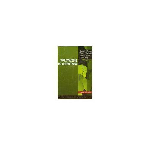 Pozostałe książki, Wprowadzenie do algorytmów Cormen Thomas H., Leiserson Charles E., Rivest Ronald L, Stein Clifford (opr. twarda)