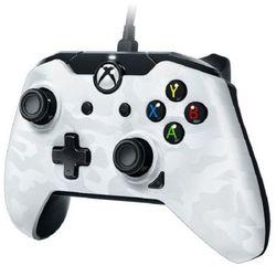 Pad PDP przewodowy CAMO WHITE Xbox One/ PC