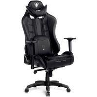 Fotele dla graczy, Fotel dla gracza DIABLO CHAIRS X-Ray Czarny rozmiar XL