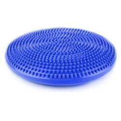 SPOKEY FIT SEAT - 838547 - Poduszka do ćwiczeń równoważnych i masażu - Niebieski