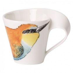 Villeroy&Boch New Wave Caffe filiżanka do kawy Wielobarwa żółna 80 ml