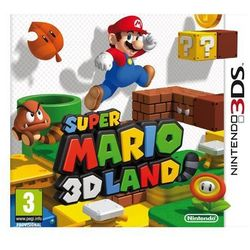 Super Mario 3D Land - Selects - Nintendo 3DS - Akcja